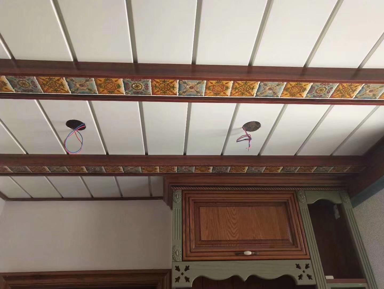 简豪铝木定制吊顶|客户实拍集锦