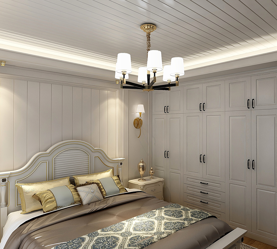 纯白的设计,让空间极简清爽‖简豪·产品C100哑光白